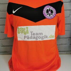 Tennis Borussia Berlin Orange Shirt