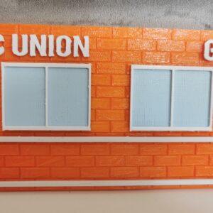 Union Berlin Scoreboard